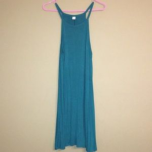 Soft turquoise dress. Worn once